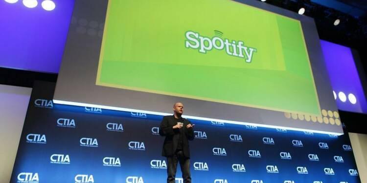 Une version gratuite du service musical de Spotify pour mobiles