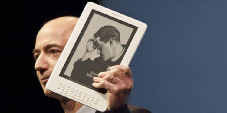 Amazon se lance dans la location de livres numériques