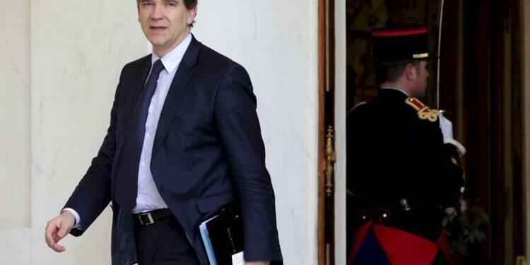 """Arnaud Montebourg part en croisade contre le """"racket au CICE"""""""