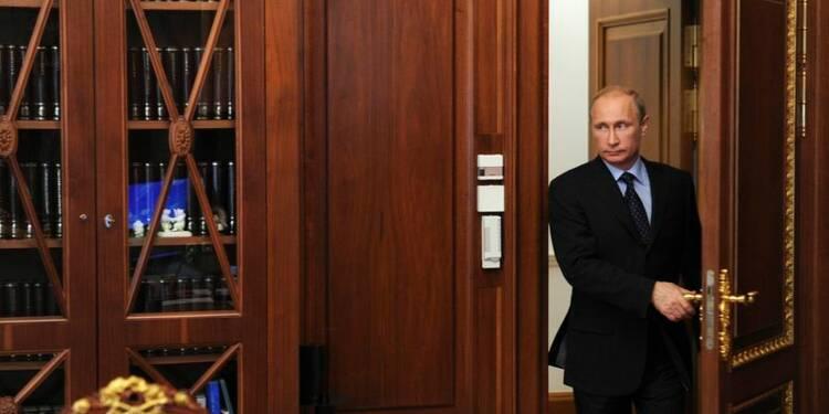"Poutine demande la fin de l'""effusion de sang"" en Ukraine"