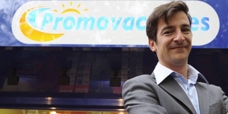 Alain de Mendonça, pdg de Promovacances : le jeune loup des vacances pas chères