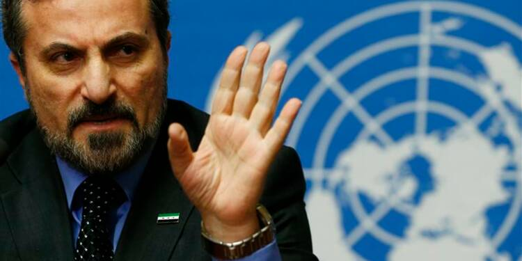Impasse à Genève, offensive en vue dans l'ouest de la Syrie