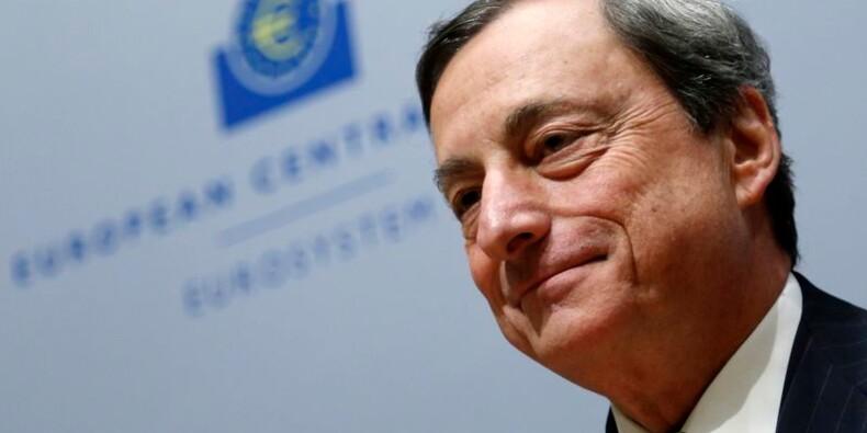 La BCE vigilante face à tout risque de déflation