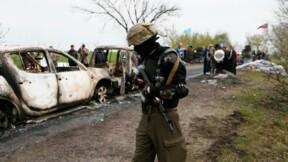 Un checkpoint pro-russe attaqué en Ukraine, selon la TV russe