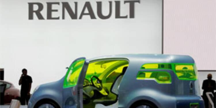 Béatrice Foucher prépare les Renault de l'après 2010