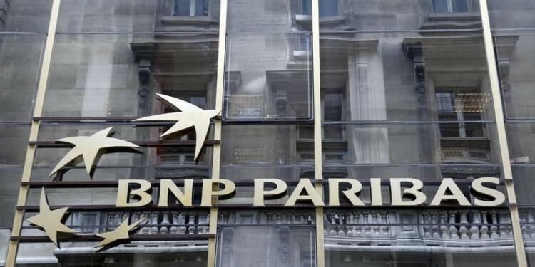 S&P confirme les notes de BNP, perspective négative