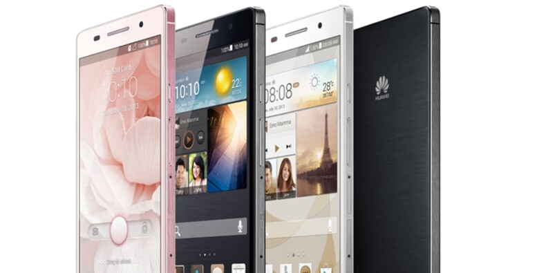 Smartphone Huawei Ascend P6 : le test de notre jury