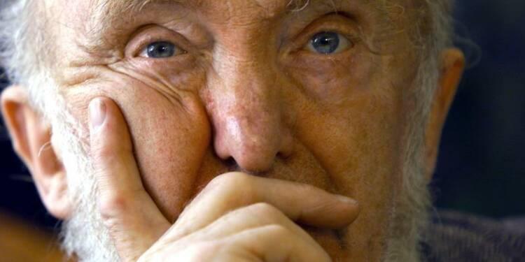 Vague d'hommages après la mort du généticien Albert Jacquard