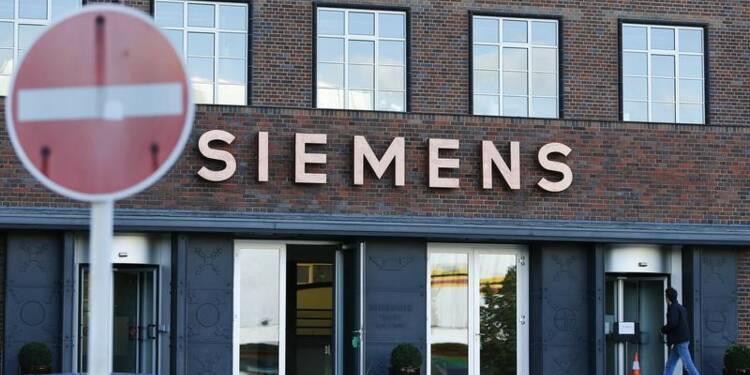 Siemens se dit prêt à négocier avec Alstom