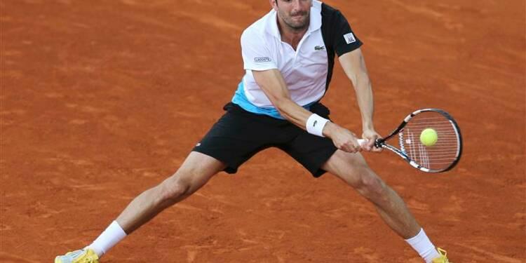 Roland-Garros: Julien Benneteau tient face à Tobias Kamke
