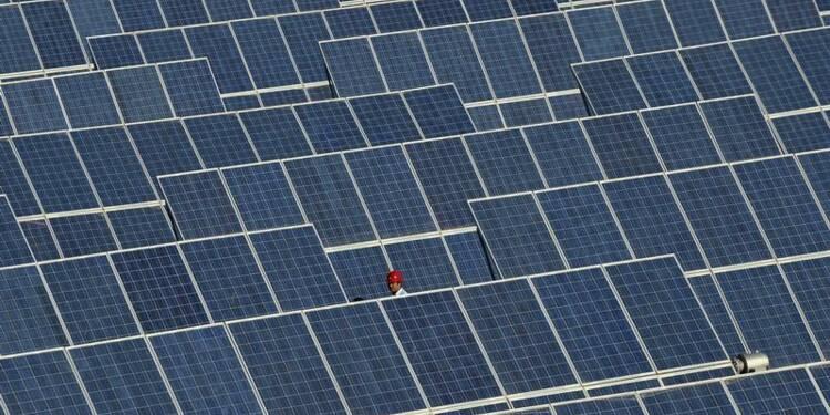 Bruxelles approuve la taxation des panneaux solaires chinois