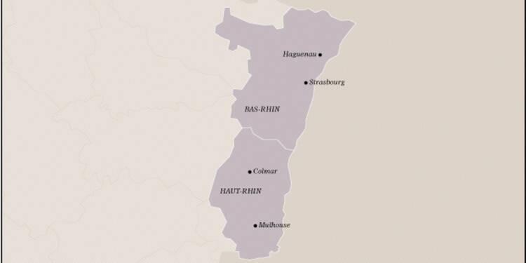 Alsace (6ème) : de solides ressources pour contrer la désindustrialisation