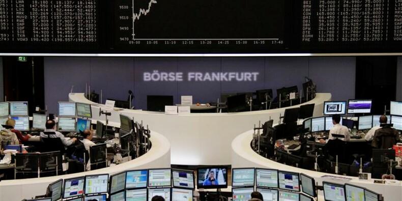 Les Bourses européennes restent bien orientées vers la mi-séance
