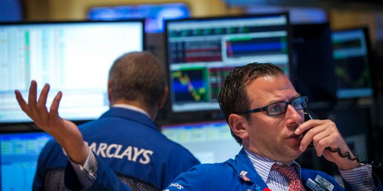 Wall Street ouvre en baisse avant l'annonce de la Fed