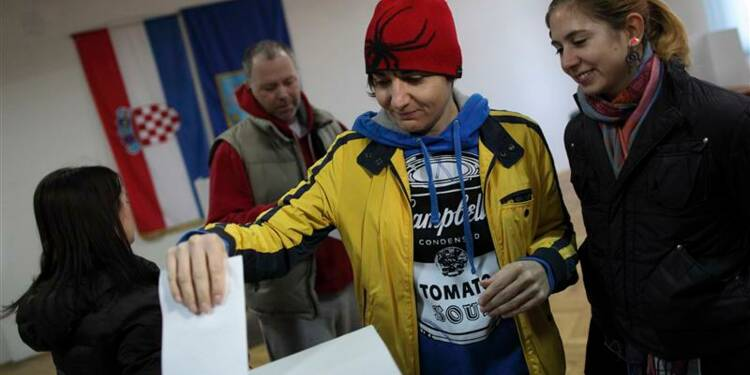 Référendum en Croatie contre le mariage homosexuel