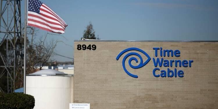 Charter fait une offre de 62,4 milliards à Time Warner Cable