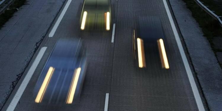 La mortalité routière dans l'UE a baissé de 60% depuis 2001