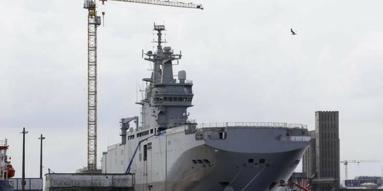 Poutine prêt à commander plus à la France si les Mistral sont livrés