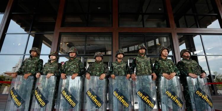 En Thaïlande, première réunion autour de l'armée infructueuse