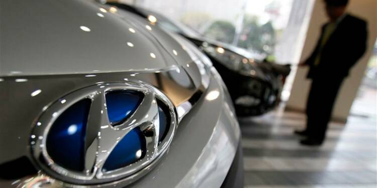 Nouveau recul du bénéfice net de Hyundai au 1er trimestre