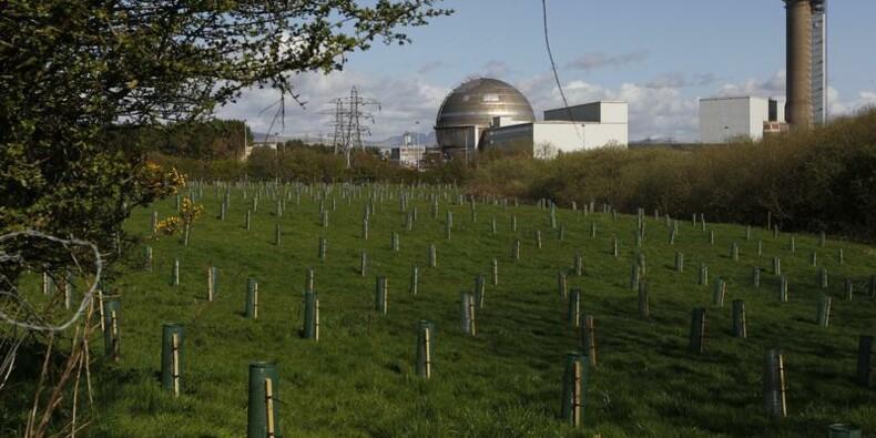 Niveau élevé de radioactivité à Sellafield en Angleterre