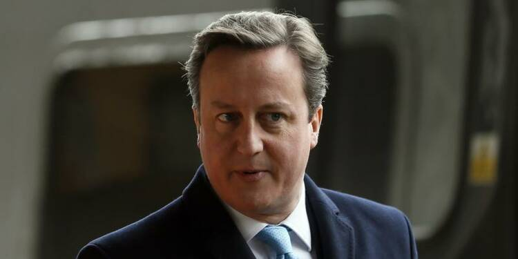 Cameron courtise les pays riches pour le budget de l'Union européenne