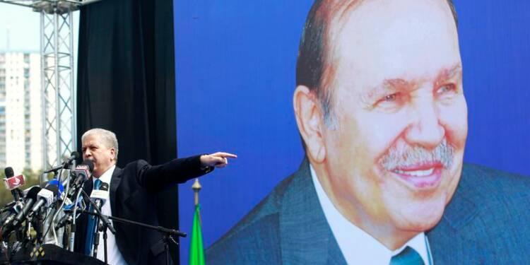 Bouteflika fera des réformes s'il est réélu, dit Sellal