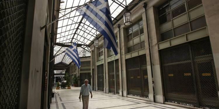Le PIB de la Grèce recule plus que prévu au 1er trimestre