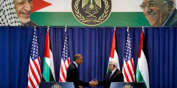 Barack Obama face à l'amertume des Palestiniens