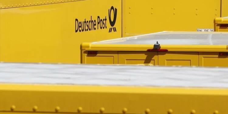 Deutsche Post confirme ses prévisions 2013