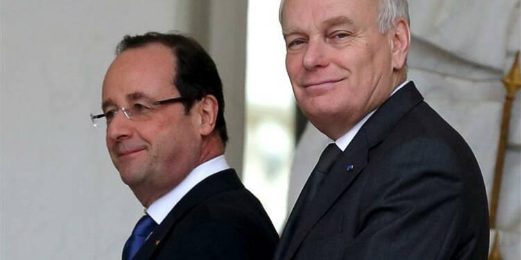 Le duo exécutif chute dans un sondage TNS Sofres