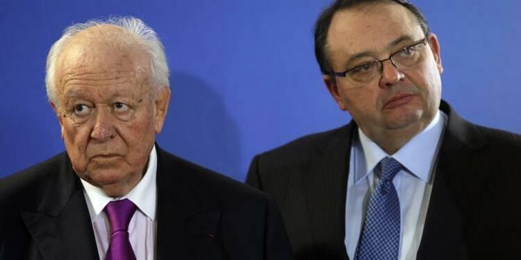 Gaudin candidat à sa succession à la mairie de Marseille