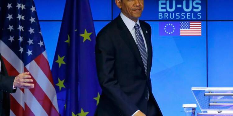 Barack Obama évoque des sanctions US-UE contre l'énergie russe
