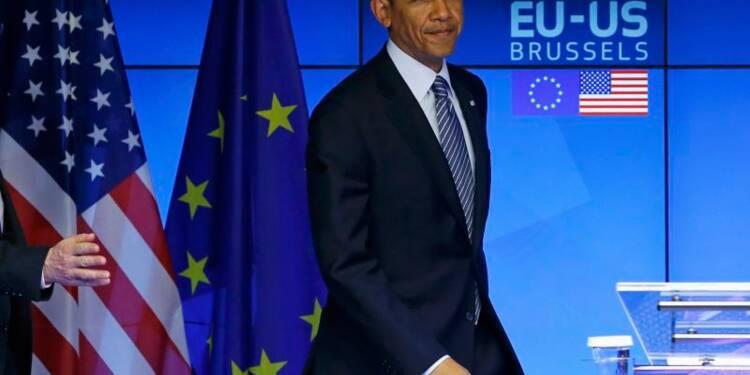 Barack Obama évoque des sanctions US-UE contre l'énergie russe