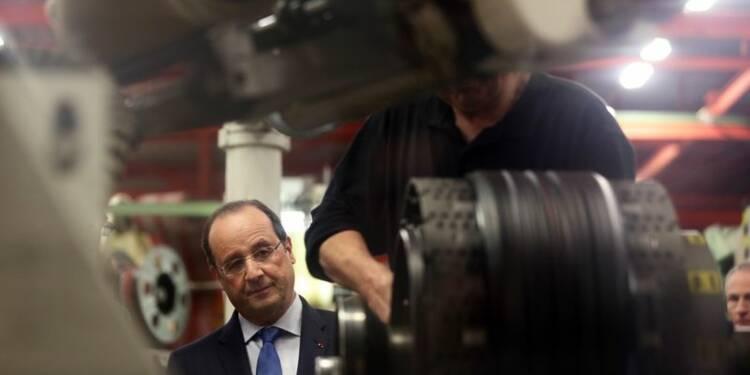 Hollande ne se représentera pas en 2017 sans baisse du chômage