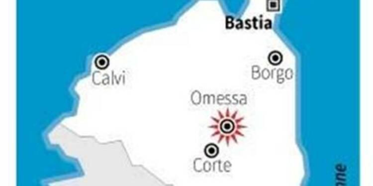 Sixième homicide de l'année en Corse