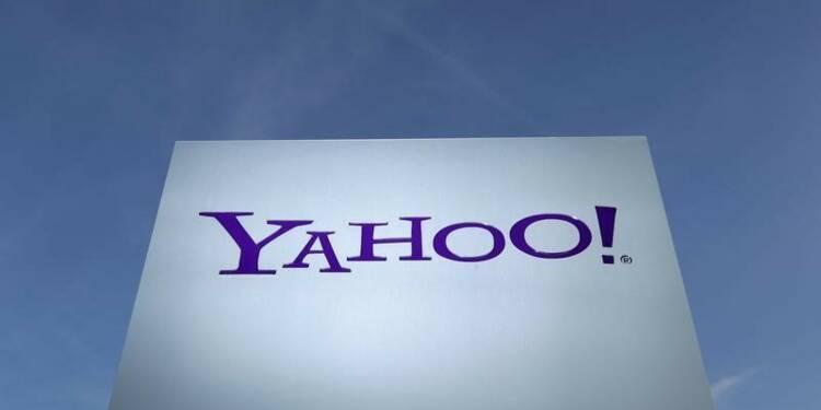 Le chiffre d'affaires de Yahoo en petite hausse au 1er trimestre
