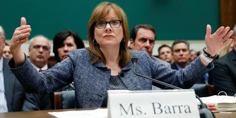 Mary Barra préoccupée par les accusations portées contre GM