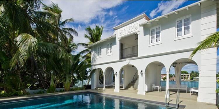 L'ancienne villa d'Al Capone à vendre pour plus de 6 millions d'euros