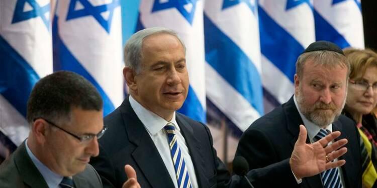 La coalition israélienne divisée sur une reprise des pourparlers