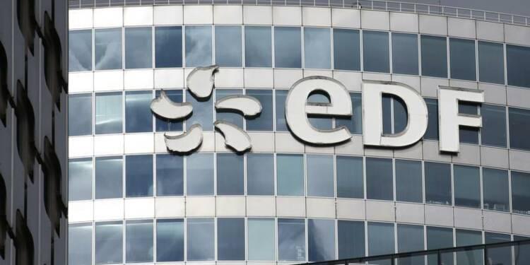 EDF voit un pic d'investissements de 14 milliards d'euros en 2015
