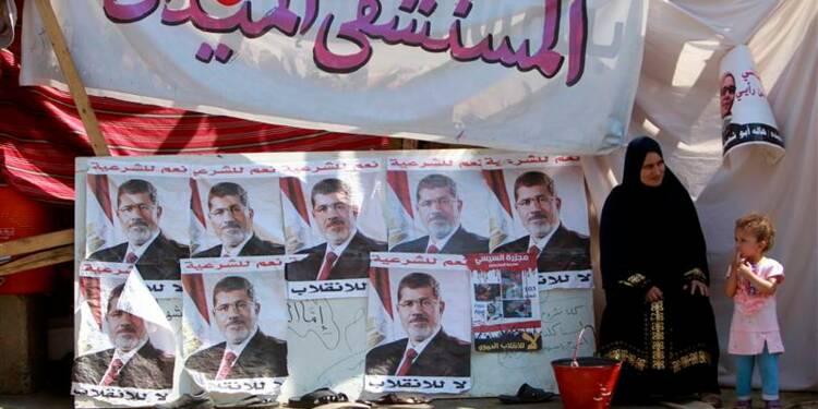 Les autorités égyptiennes redemandent aux pro-Morsi de partir