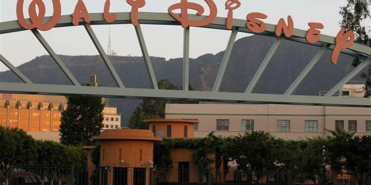 Baisse des bénéfices trimestriels de Walt Disney