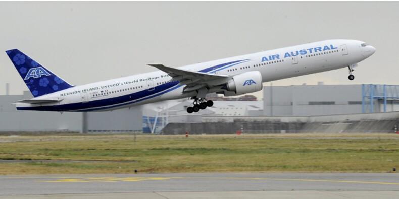 Air Austral : le patron crie au complot