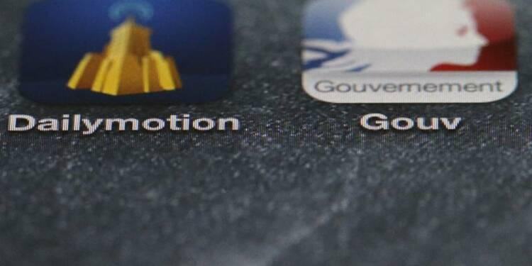 Fleur Pellerin défend Arnaud Montebourg sur Dailymotion