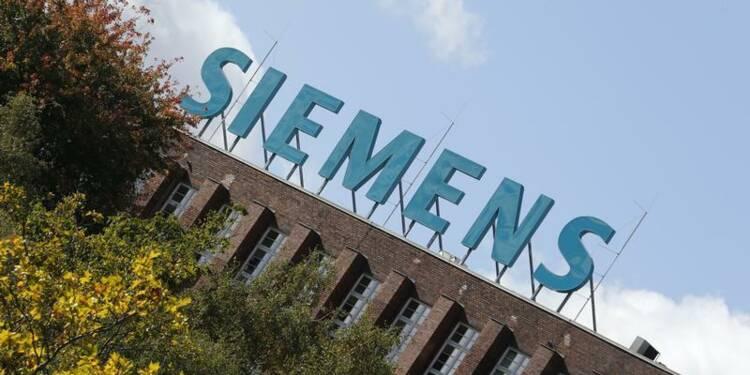 Siemens devrait supprimer 1.700 emplois dans l'énergie