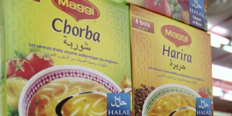 Nestlé veut dévorer le marché du halal