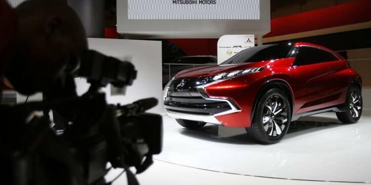 Mitsubishi Motors revoit à la hausse son augmentation de capital