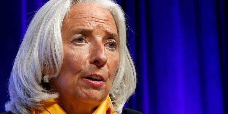 Le FMI prévoit une croissance mondiale plus forte en 2014