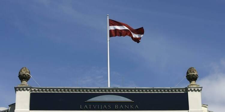 La BCE estime la Lettonie prête à entrer dans la zone euro